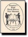 Great Blacks In Wax Museum logo icon
