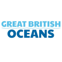 Great British Oceans logo icon