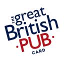Great British Pub Card logo icon