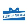 CLUBS OF AMERICA Logo