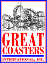Great Coasters International Inc. logo