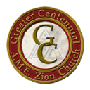 Greater Centennial A.M.E. Zion Church logo