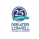 Greater Lowell Chamber of Commerce logo