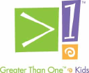 Greater Than One Kids, LLC logo