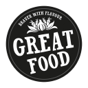 Great Food logo icon