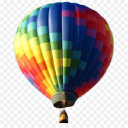 Great Forest Park Balloon Race logo icon