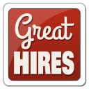 Great Hires logo icon