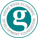 Great River Economic Development Foundation logo
