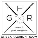 Greek Fashion Room logo icon