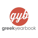 Greek Yearbook logo icon