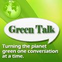 Green Talk® logo icon