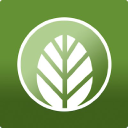 Green Technology logo icon
