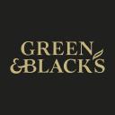 Green & Black logo icon