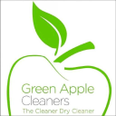 Green Apple Cleaners logo icon