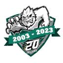 Green Bay Blizzard logo icon