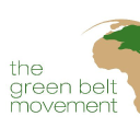 The Green Belt Movement logo icon