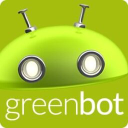Greenbot logo icon