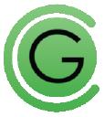 Green Circle Cap logo icon