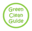 Green Clean Guide logo icon