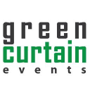 Green Curtain Events logo icon