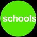 Green Dot Public Schools logo icon