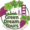 Green Dream Tours logo icon