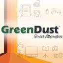 Greendust logo icon