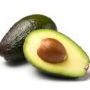 Organic Avocados logo icon