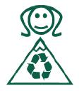 Green Girl Recycling logo