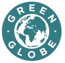Green Globe logo icon
