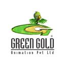 Green Gold Animation Pvt Ltd logo