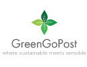Greengopost logo icon