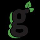 Green Grotto Juice Bar logo icon