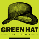 Green Hat Gin logo icon