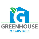 Greenhouse Megastore logo icon