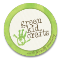 Green Kid Crafts logo icon