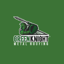 Green Knight Roofing logo icon