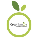 Greenlemon logo icon