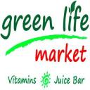 Green Life Market logo icon