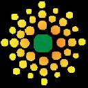 Green Lighting Led logo icon