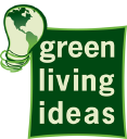 Green Living Ideas logo icon