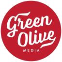 Green Olive Media logo icon