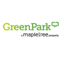 Green Park logo icon