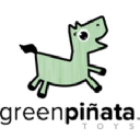 Green Piñata Toys logo icon
