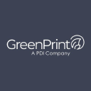Green Print logo icon
