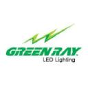 Green Ray logo icon