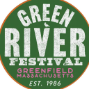 Green River Festival logo icon