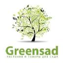 Greensad logo icon