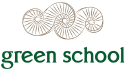 Green School Bali logo icon