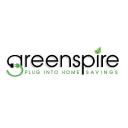 Greenspire logo icon